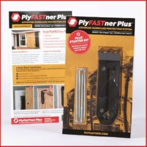 Plyfastener Advanced Hurricane Protection System