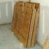 Storage Rack for Hurricane Protection Plywood