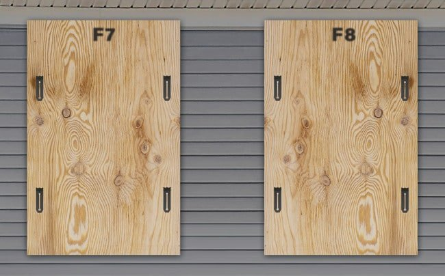 What Type of Plywood Should I Use to Board Up Windows for Hurricane Protection?