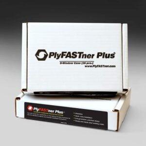 PlyFASTner Plus ® 9 Window Case